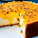 cheesecakeMARACUYA